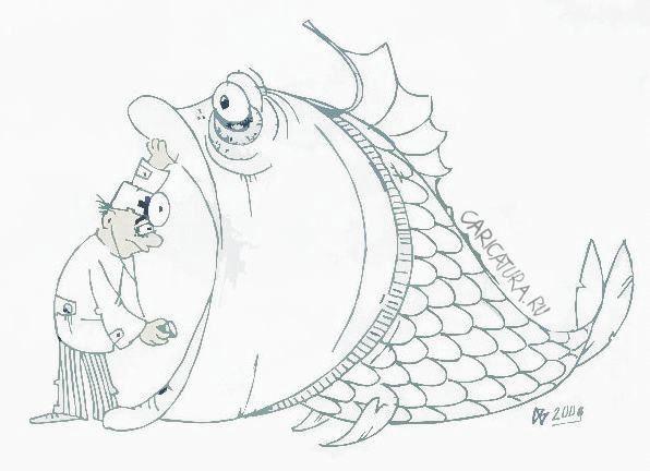 Чим захворіла акваріумна рибка?