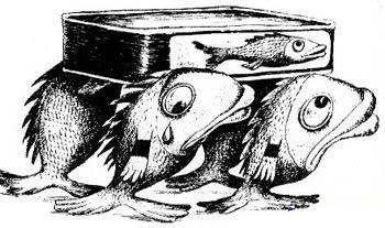 похорон рибки