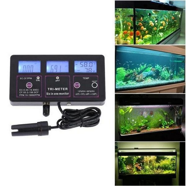 professional-6-in-1-акваріумний тестер води